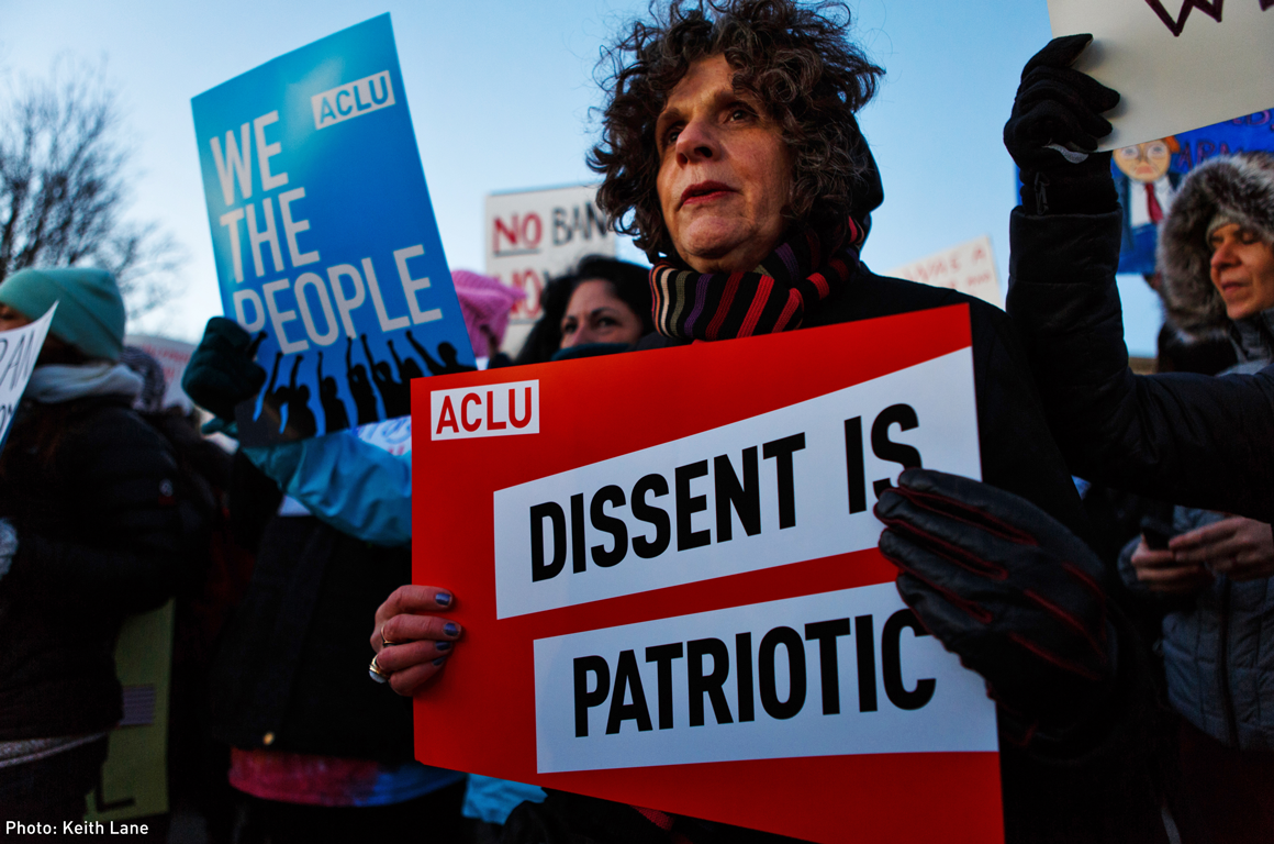 Dissent Protest