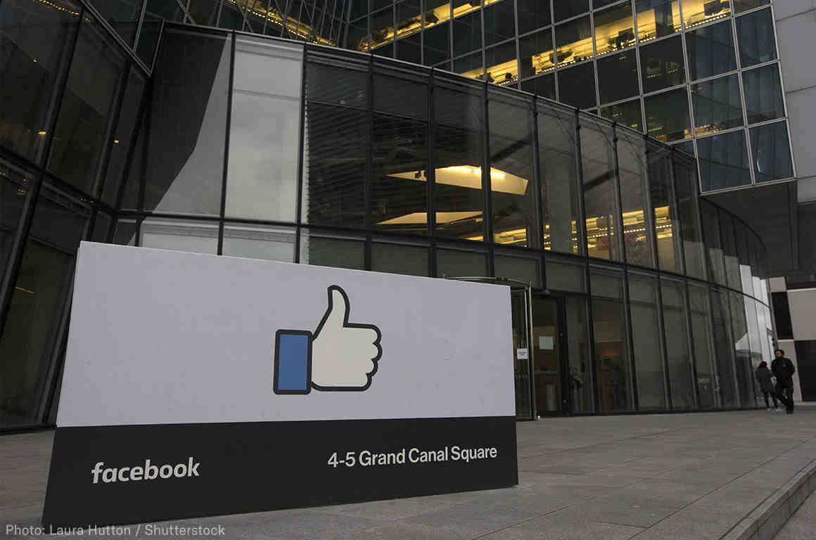 People Should Be Allowed to Sue Facebook If It Violates Law