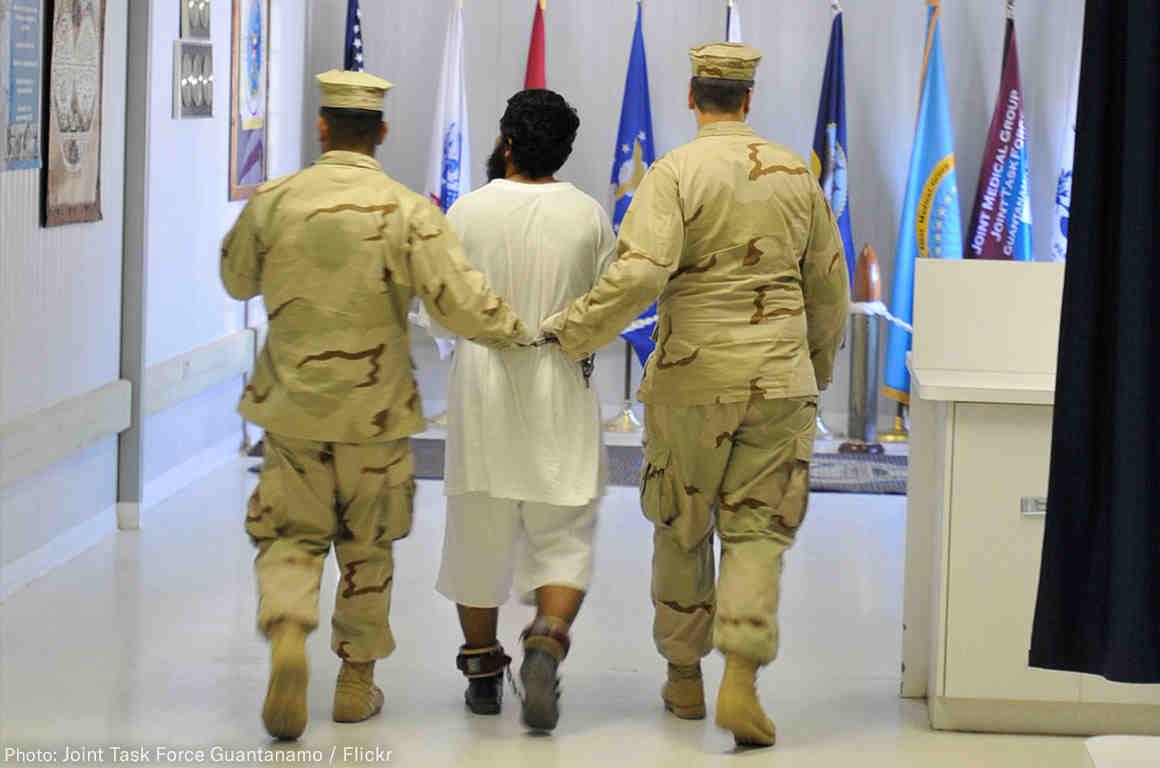 Guantanamo Prisoner