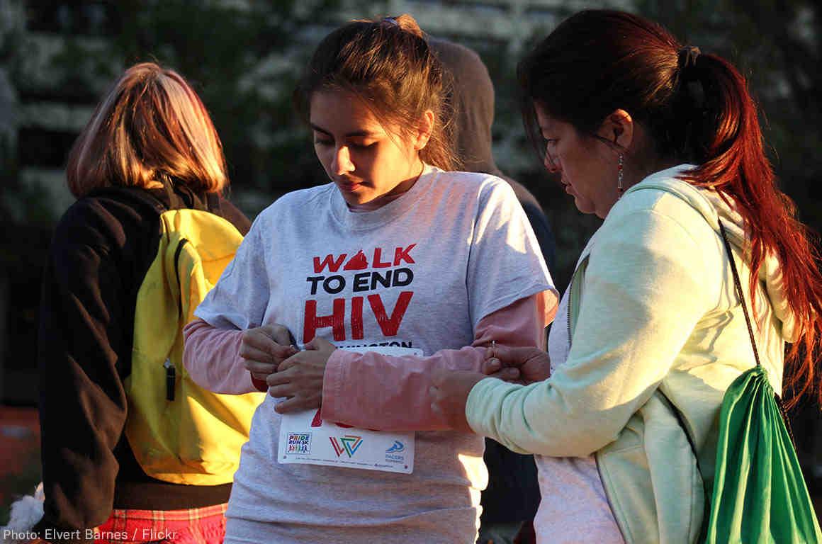 HIV Walk