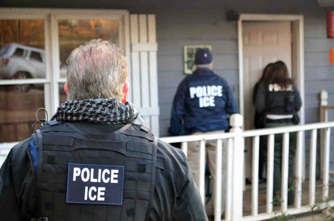 ICE Using Powerful Stingray Surveillance Devices In Deportation