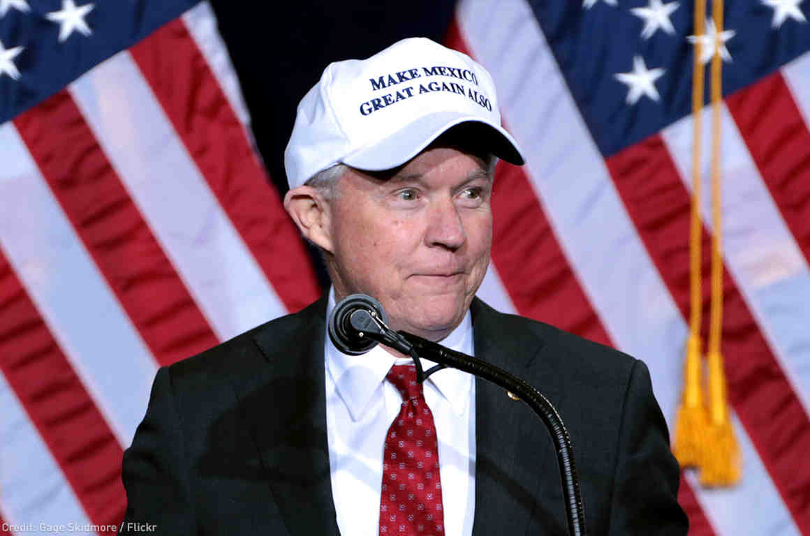 Jeff Sessions Speaking