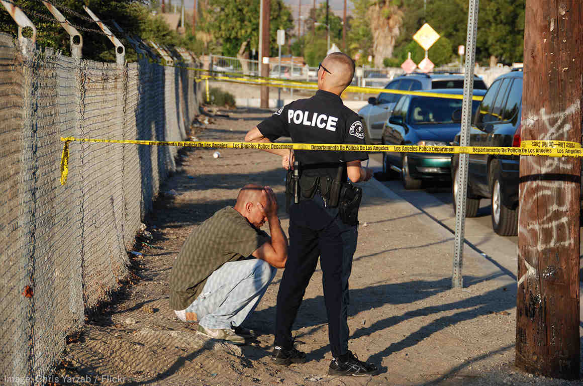 LAPD Gang Injunctions Gave Cops a License to Harass and