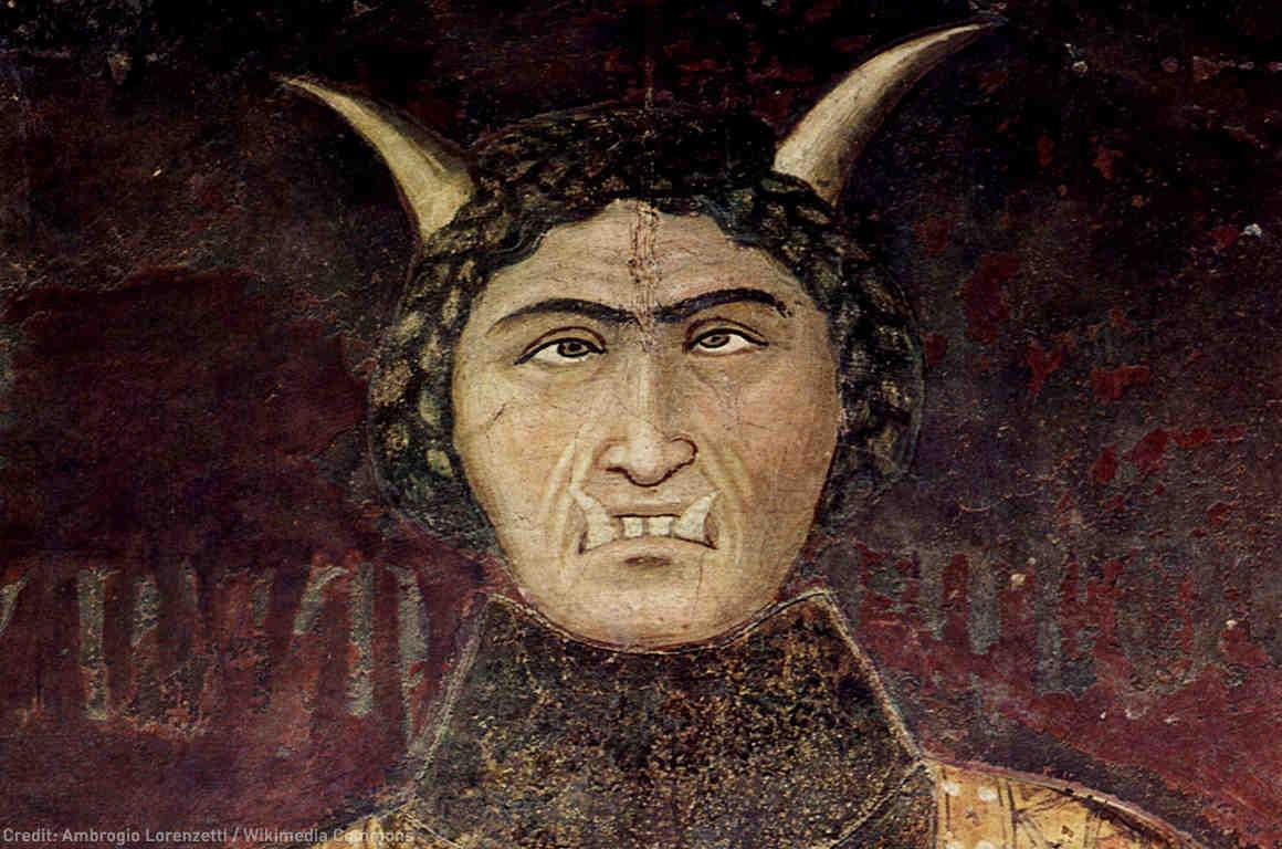 Ambrogio Lorenzetti Tyrant