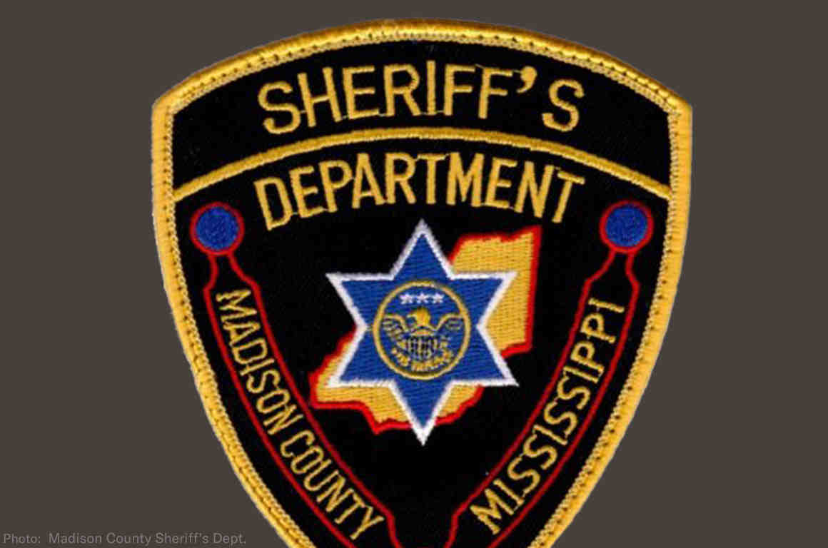Madison County Sheriff's Patch
