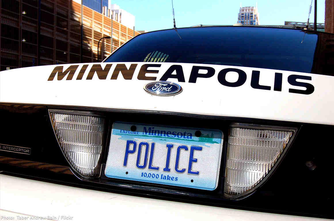Minnesota Police Car