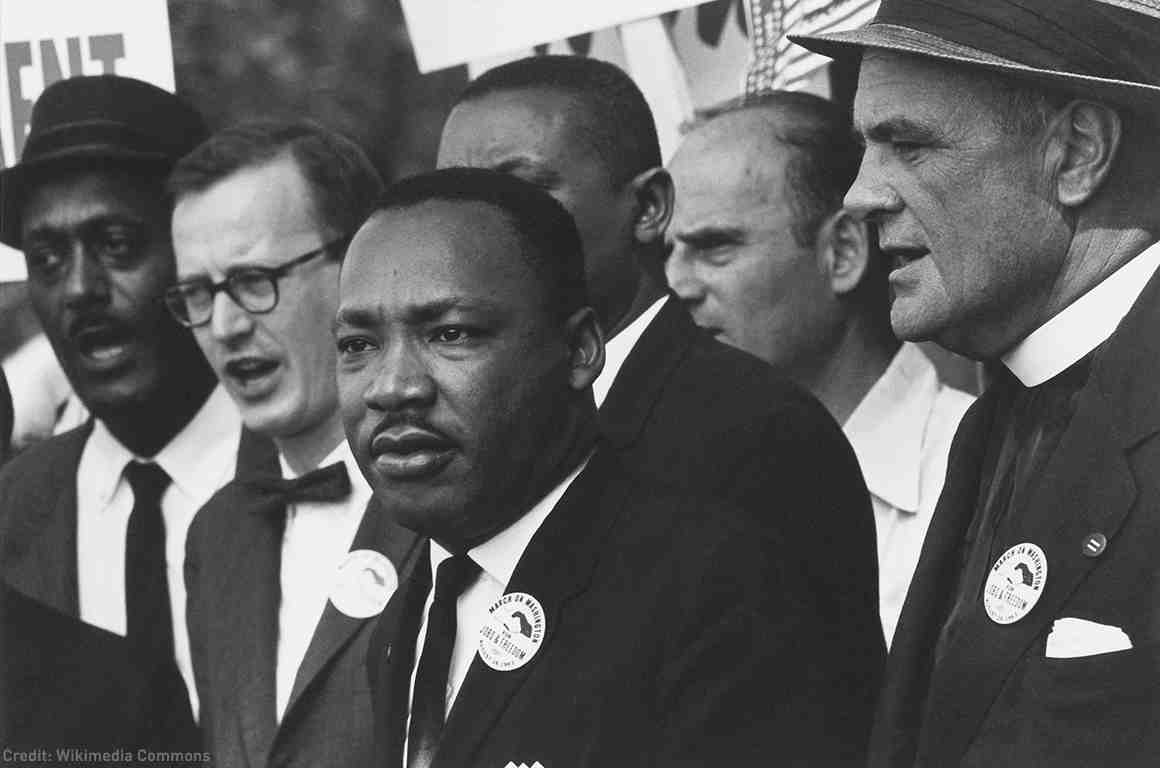 March! The Fight For Civil Rights in a Land of Fear