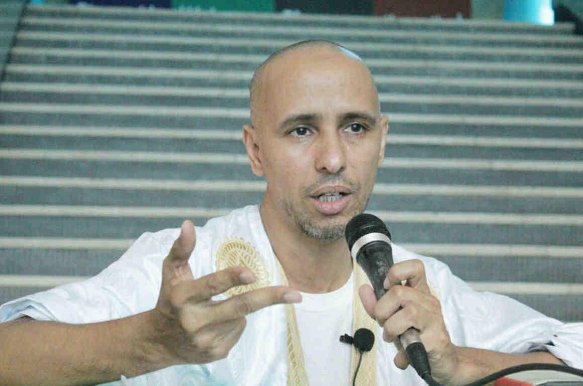 Mohamedou Speaking