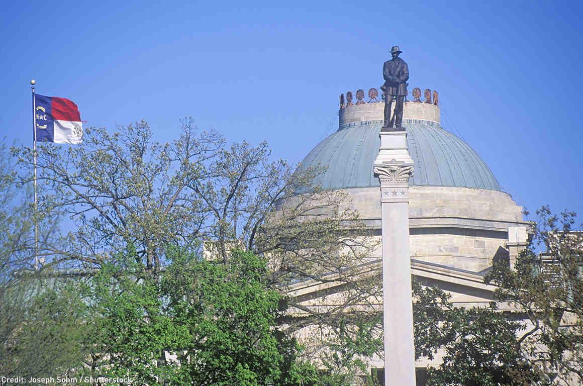 North Carolina Confederate Monument