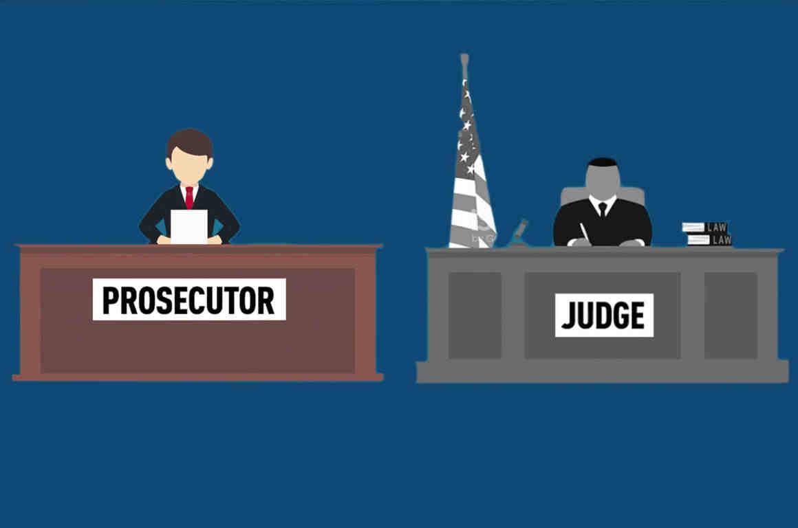 Prosecutor and Judge