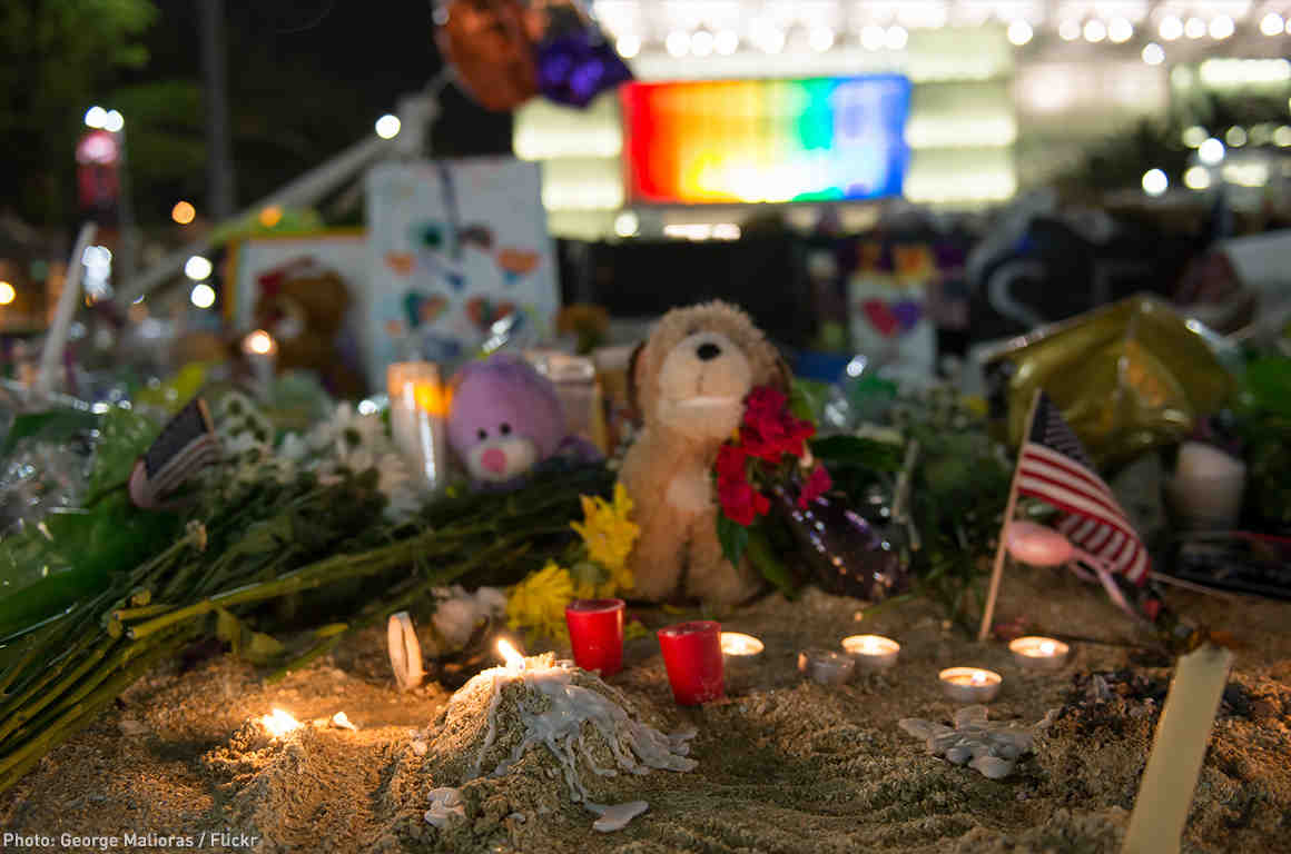 One Year After the Orlando Nightclub Shooting, Solidarity Continues ...