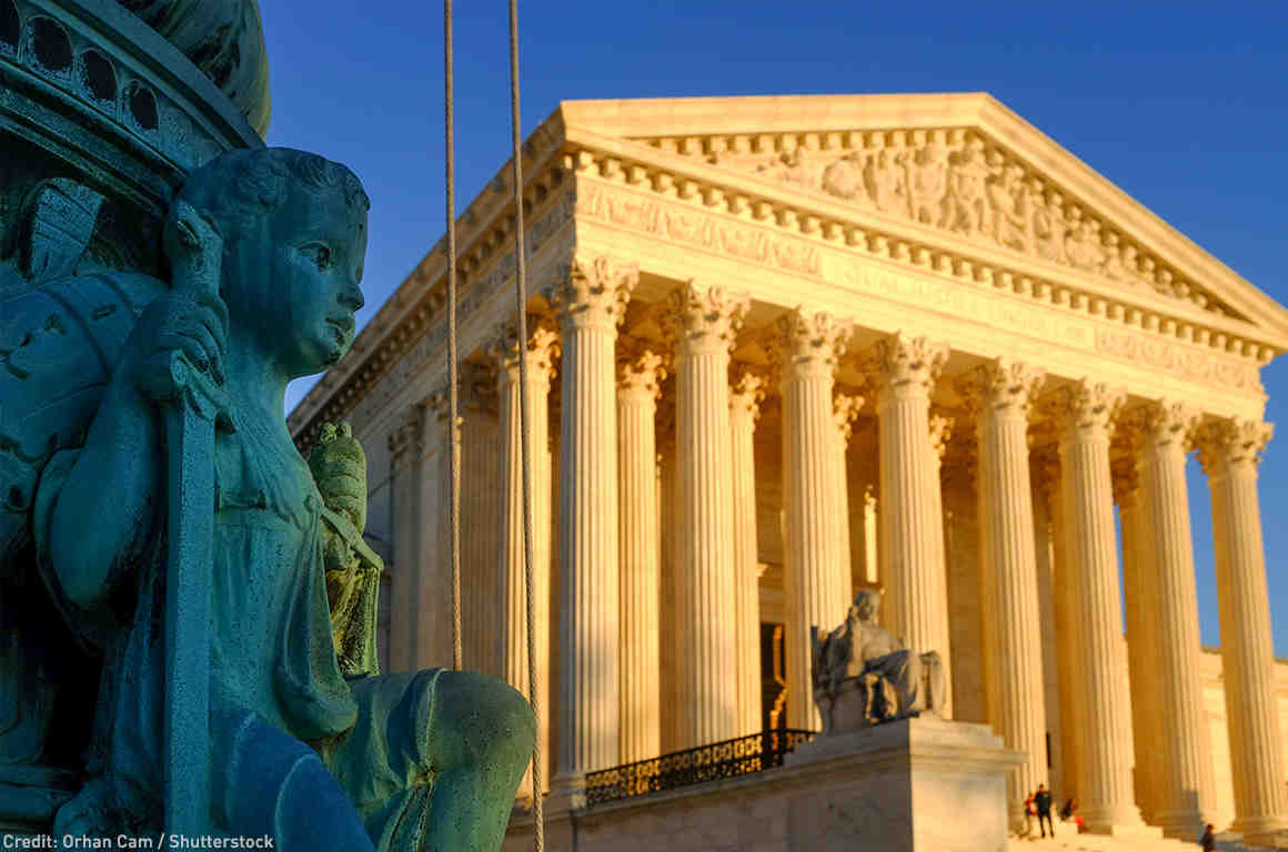 Sexual orientation supreme court cases