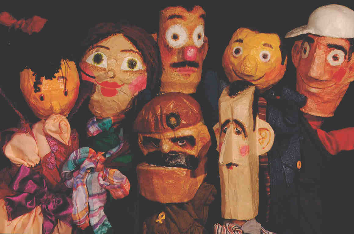 Syrian Puppets