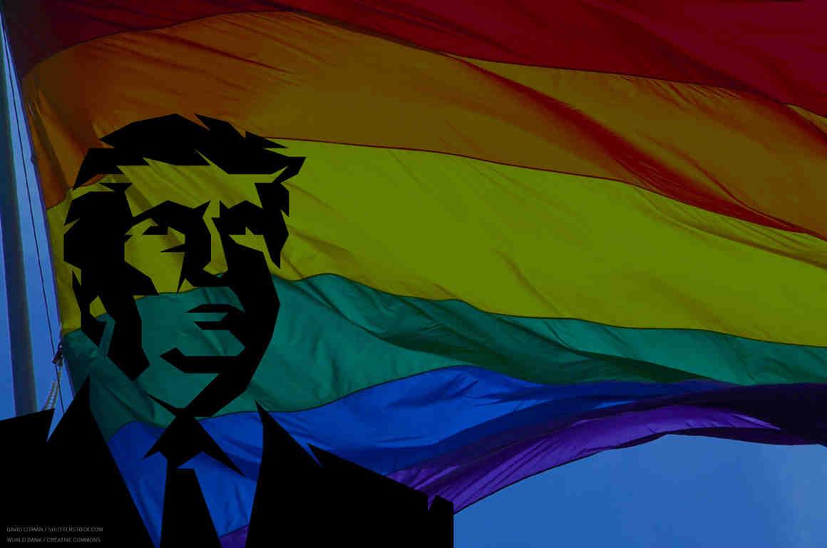 Trump LGBT