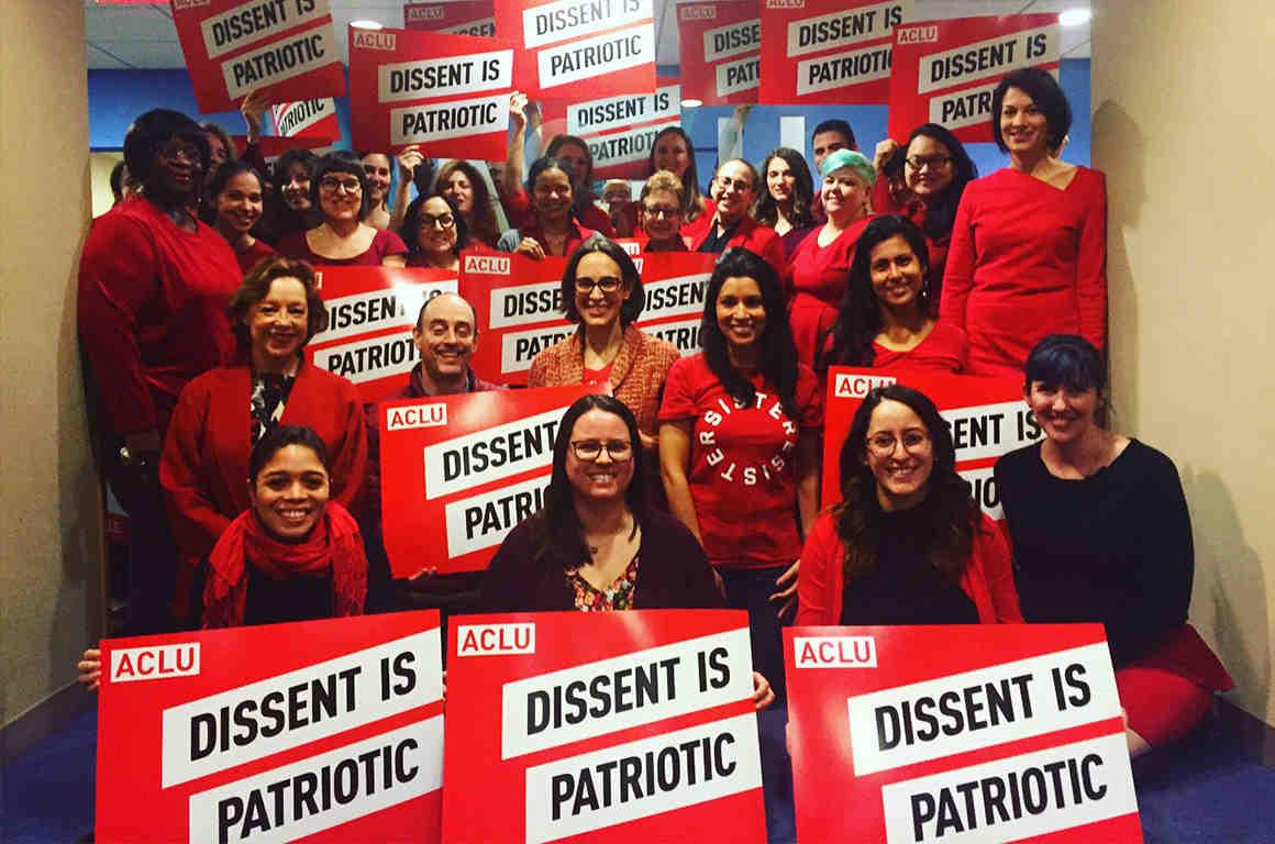 Women's Day ACLU