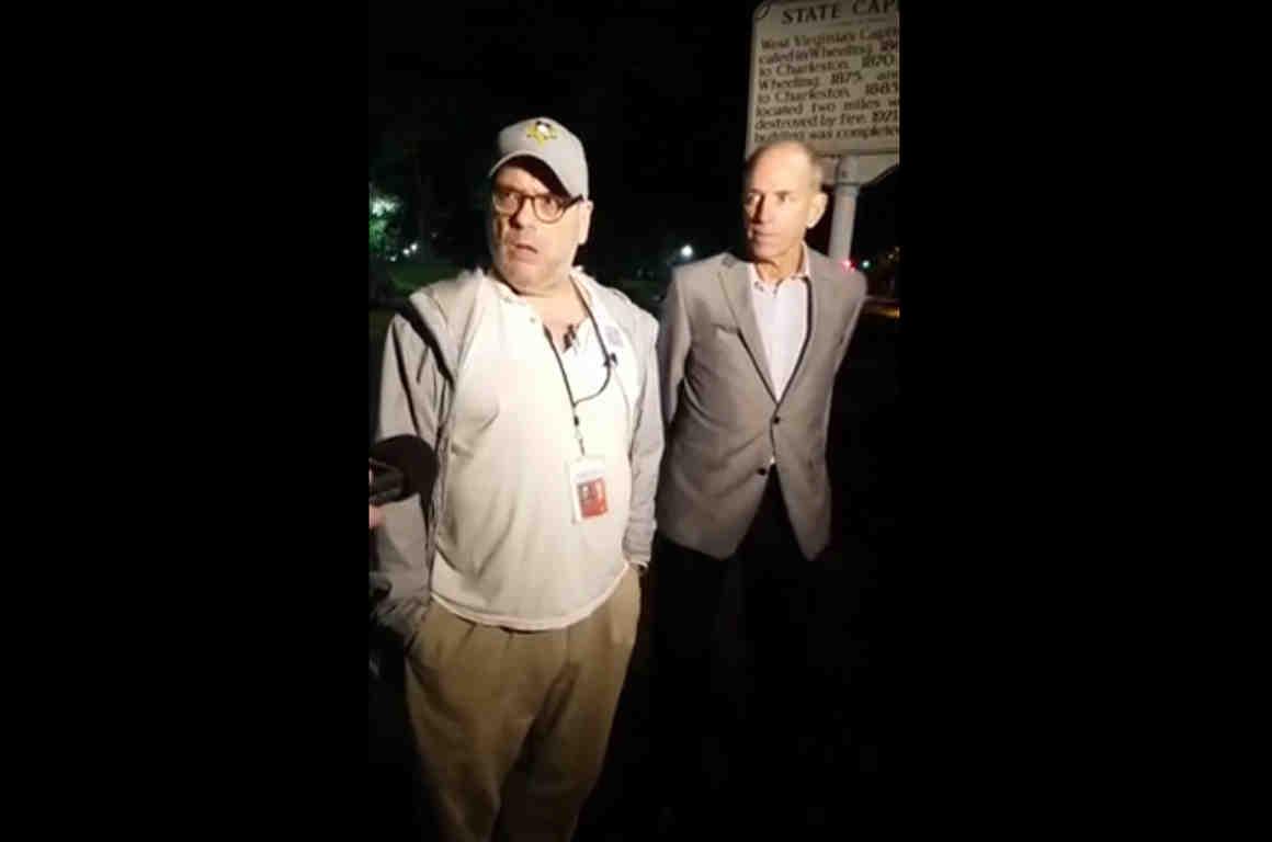 Dan Heymen interview after arrest
