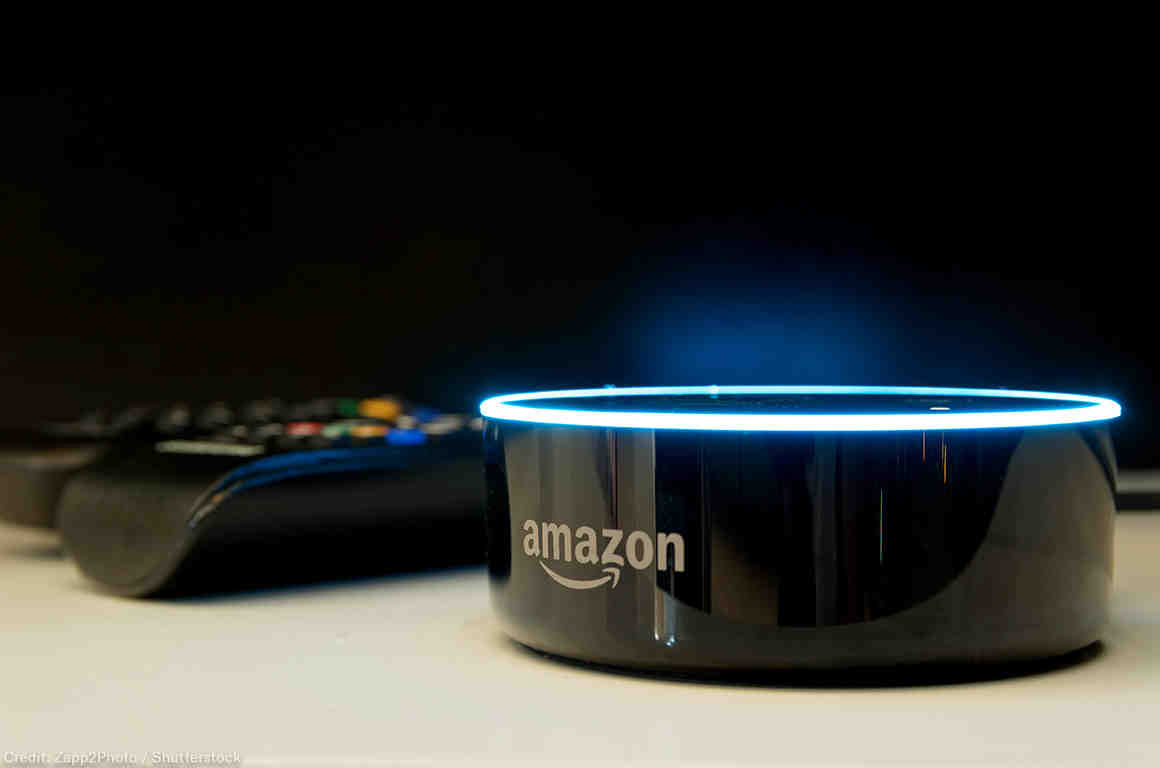 The Privacy Threat From Always On Microphones Like Amazon Echo 3 Way Switch For Alexa Blue