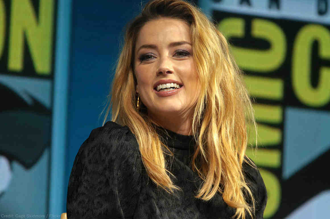 Amber Heard: I Spoke Up Against Sexual Violence and Faced Our Culture's Wrath | American Civil ...