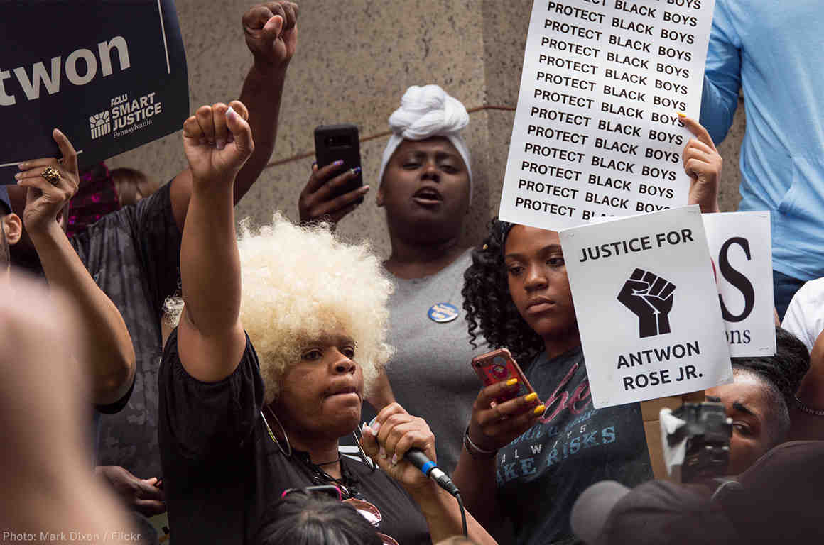 Antwon Rose Protest