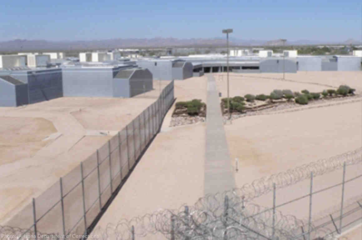 Arizona Prison Officials Found in Contempt for Massive