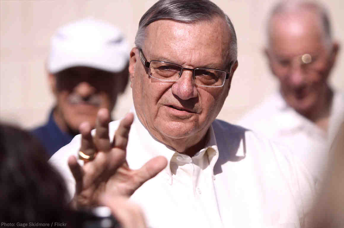 Arizona Voters Deserve to Know Joe Arpaio's True Record of