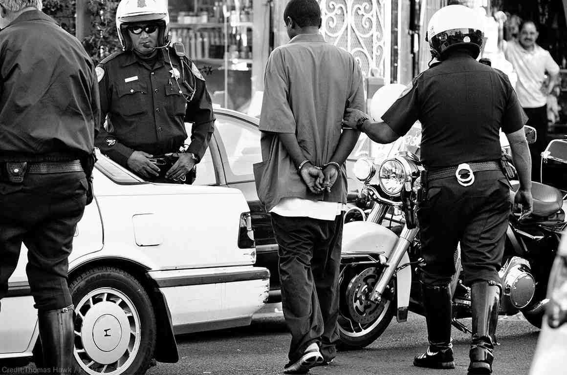 Sykes: Police brutality- Do you WANT a Police state? |State Police Brutality
