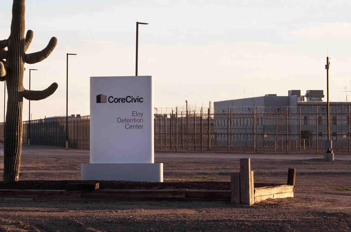 CoreCivic Facility