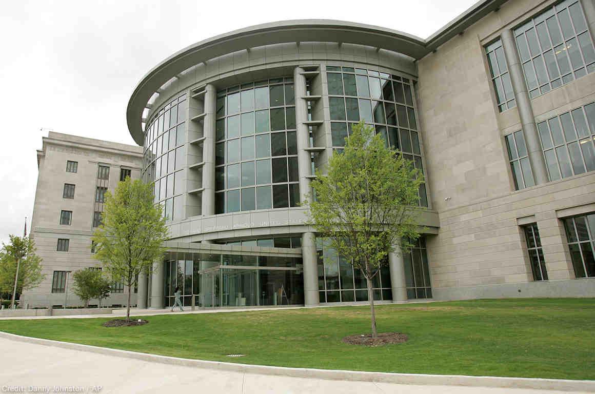 Arkansas Courthouse