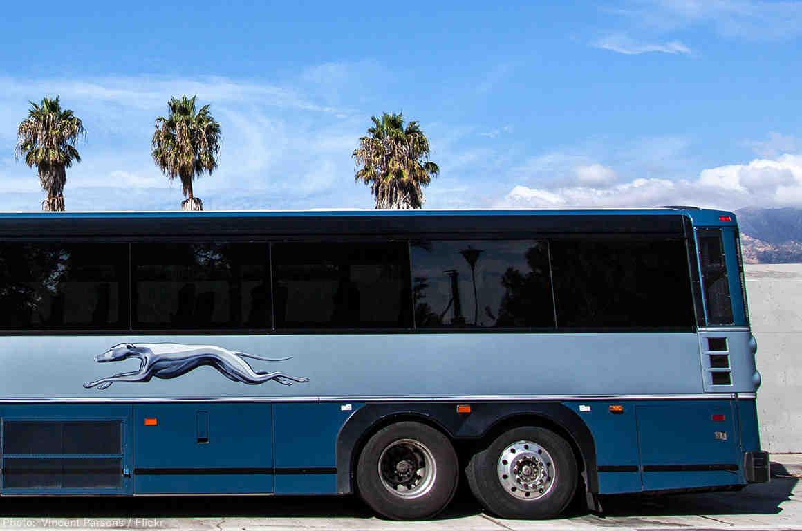 Bus travel sex stories