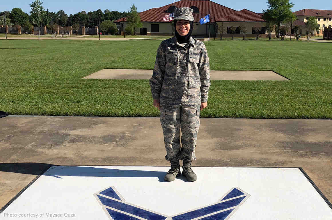 ACLU Client Makes History As First Air Force JAG Corps