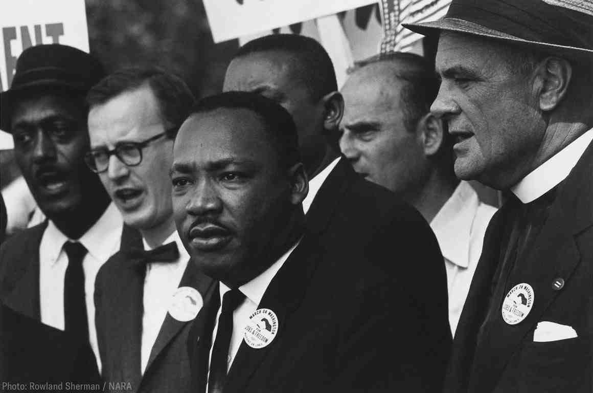 Remembering Dr King >> Remembering Martin Luther King Jr The Organizer American Civil