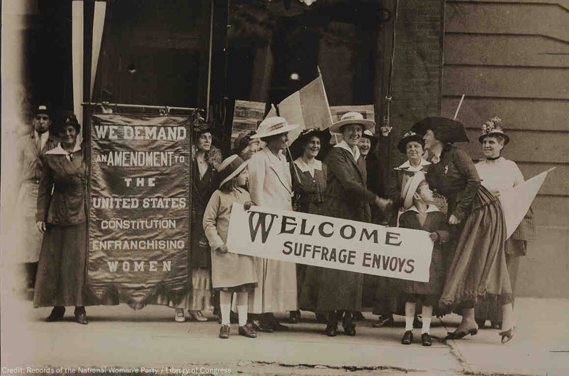 who attended the seneca falls convention