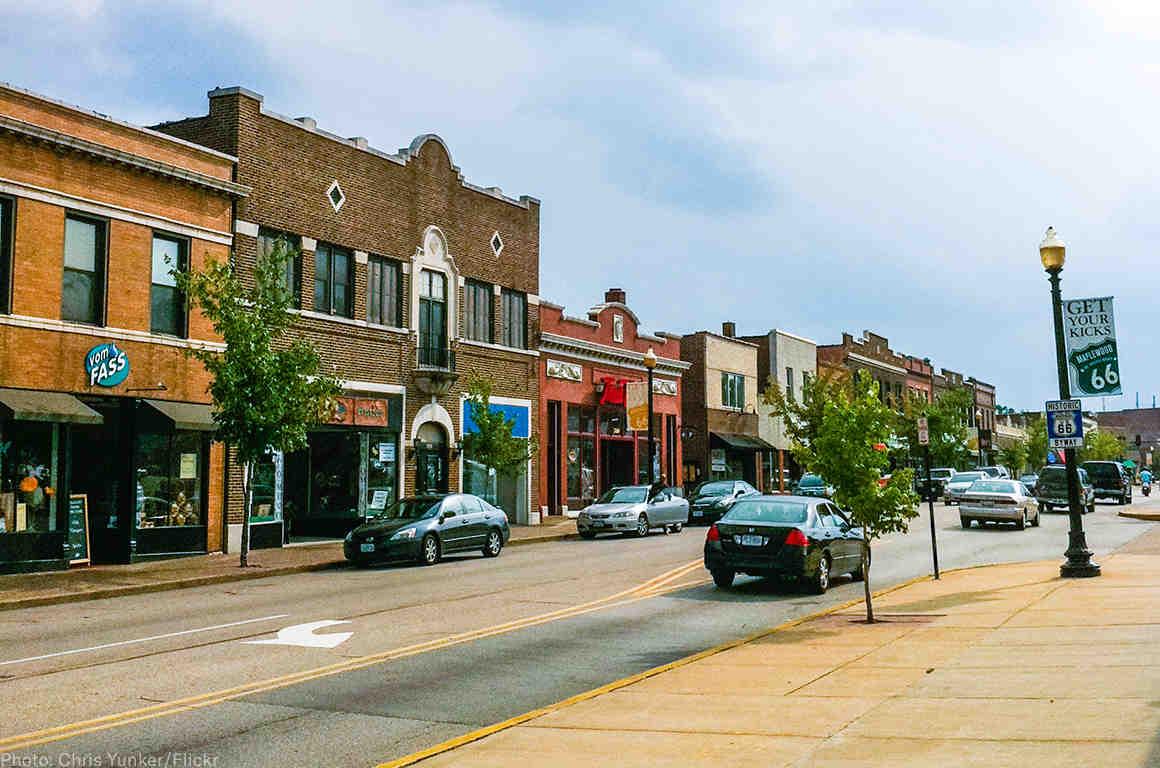 Maplewood Missouri