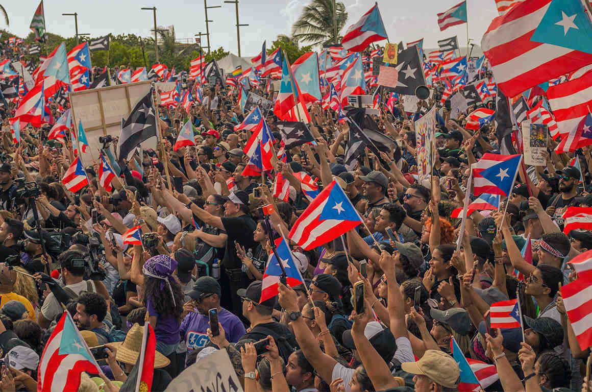 After the Power of Protest Ousts a Governor, Puerto Rico has a New Leader.  For Now. | American Civil Liberties Union