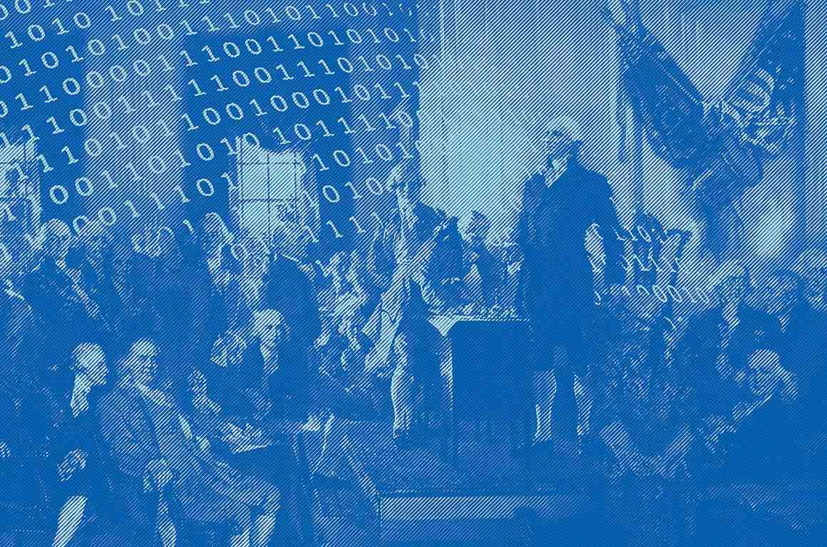 Digitized Founding Fathers