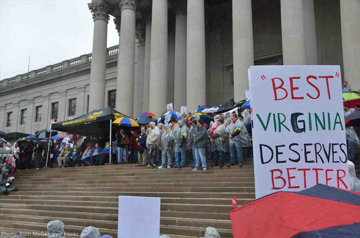 West Virginia's Little-Known Riot Act | American Civil Liberties Union