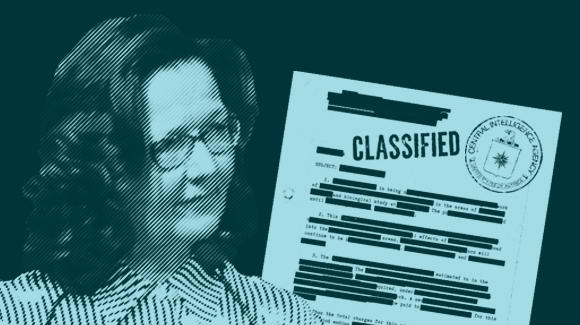 Demand the release of Haspel's torture record