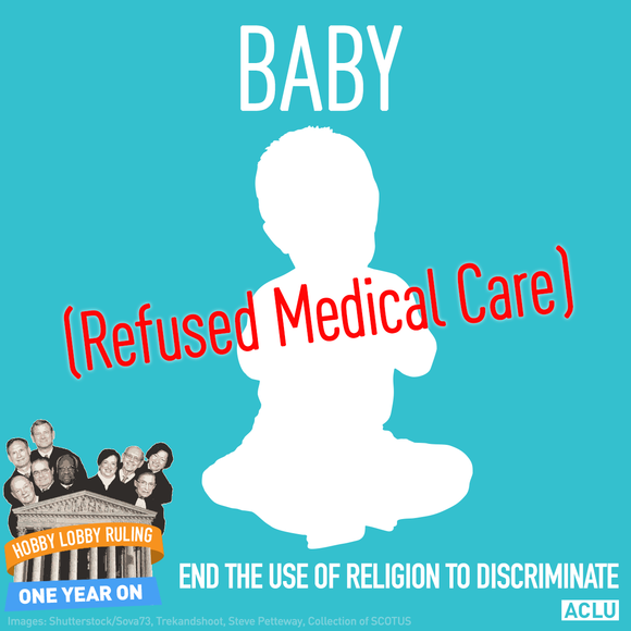 Baby Refused Medical Care