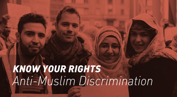 Anti-Muslim Discrimination