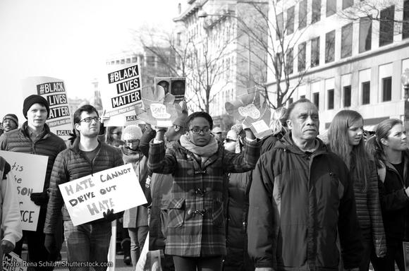 Protesters: The ACLU Response to Ferguson