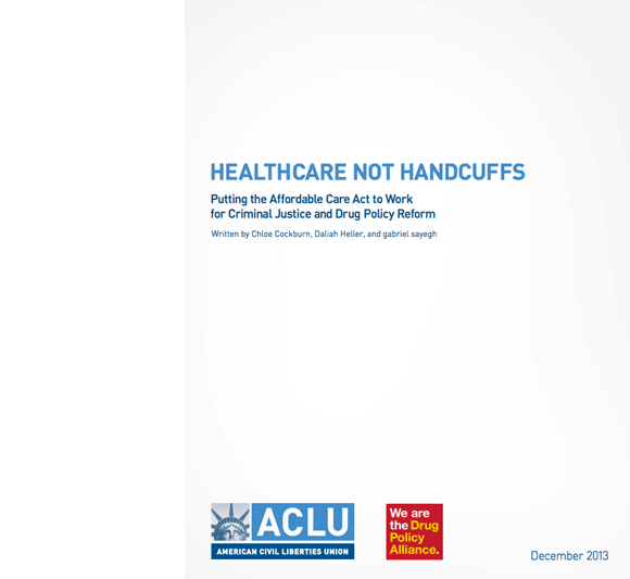 Healthcare Not Handcuffs