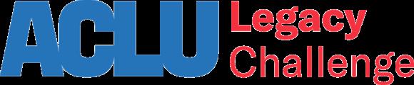 ACLU Legacy Challenge Logo