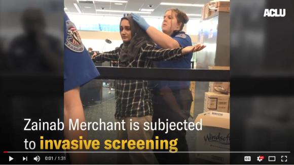 Zainab Merchant footage