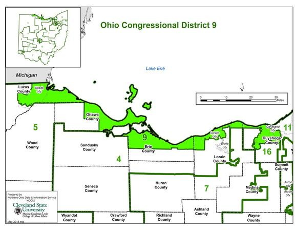 Ohio Congressional District 9