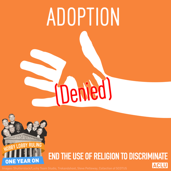 Adoption Denied