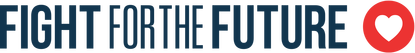 Fight for the future logo