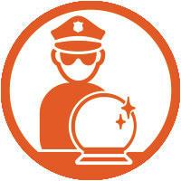 Predictive policing software