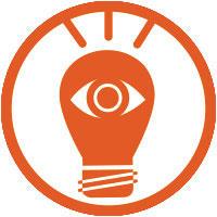 Surveillance enabled light bulbs