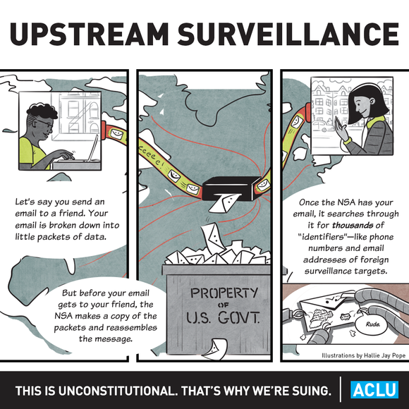 Upstream Surveillance
