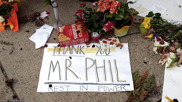Thank You Mr. Phil -- Rest in Power